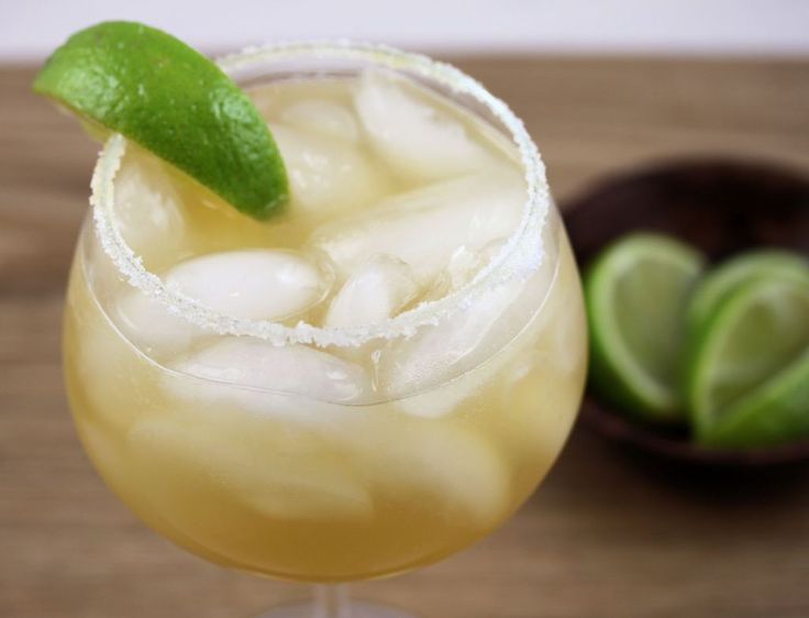 Beer margarita.  I make it with 1 1/2 cans of 7 Up instead of water. I also use 3/4 can of vodka and tequila and 2 beers instead of one.  I fill the pitcher with ice.  Very comparable to Bud Light Lime A Rita!