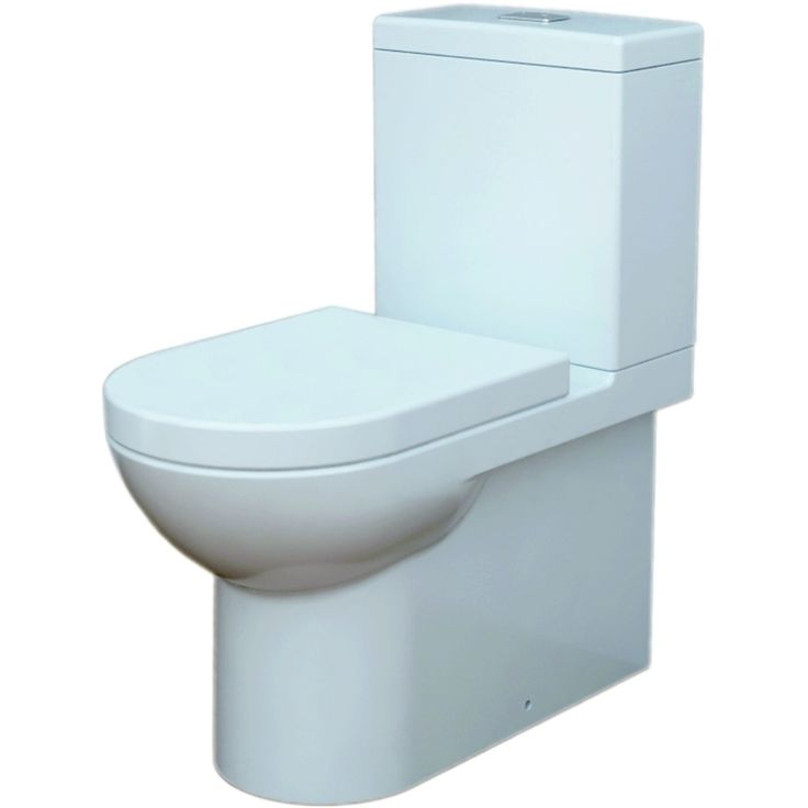 Mondella Rococo Back to Wall Toilet Suite WELS 4star 4.5L/min I/N 4821503 | Bunnings Warehouse