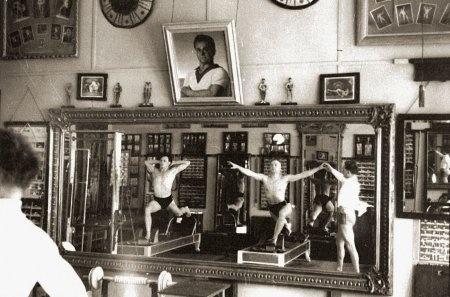 Joseph Pilates. NYC Studio
