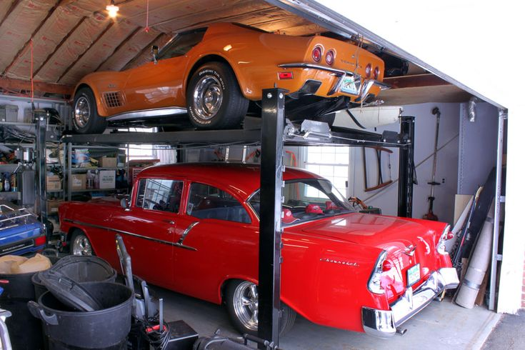 Garage Lifts For Cars >> AutoTraderClassics.com - Article The Lowdown on Garage ...