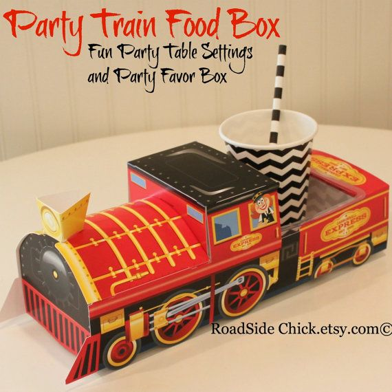 Hey, I found this really awesome Etsy listing at https://www.etsy.com/listing/202025859/train-food-box-6-train-party-food-boxes