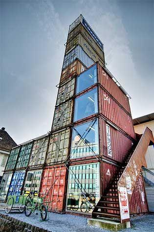 freitag container shop