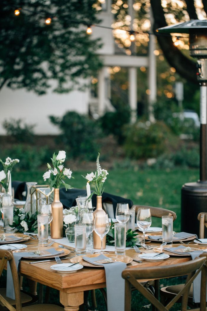 Chelsea And Kyles Intimate Winery Wedding In California Boho
