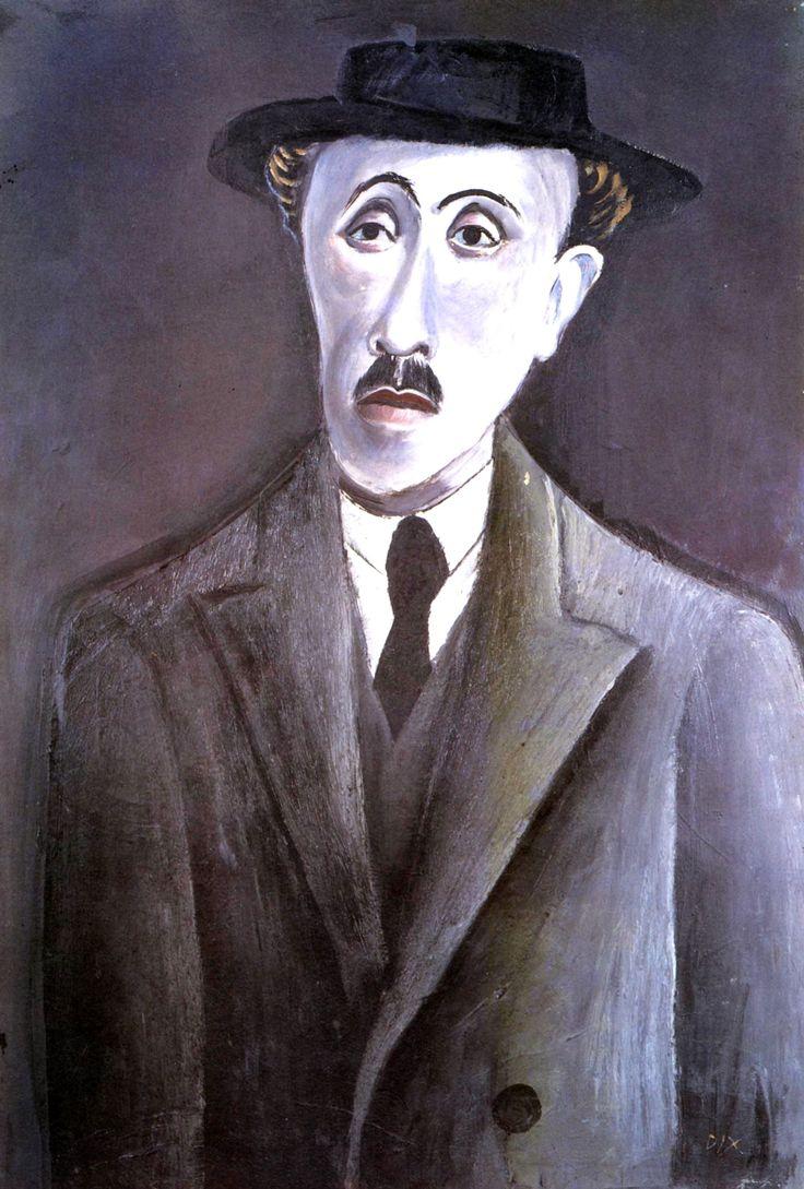 Otto Dix'(DEU) オットー・ディクス(独) | 肖像画1 Portraits1 | Pinterest ...