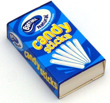 white candy sticks - Google Search