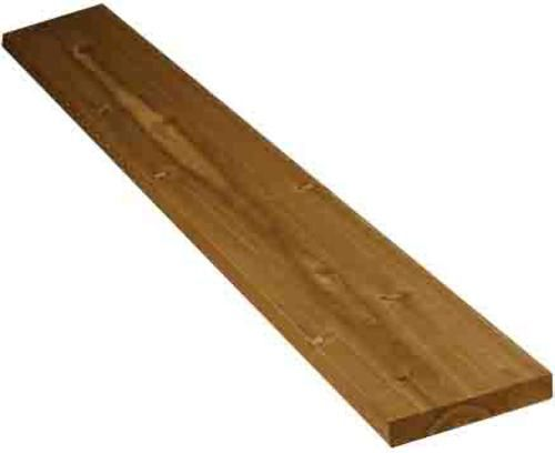 "2"" x 10"" x 12' Red Cedar Lumber $40, cut in half for 2 6' shelves"