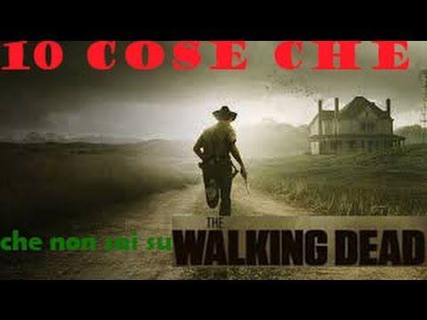 10 cose che non sai su WALKING DEAD