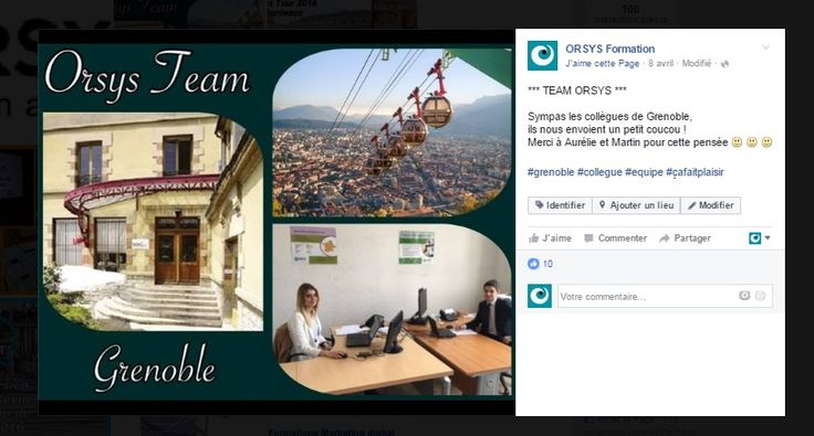Animations d'équipes Orsys – Cohésion d'équipe / Grenoble #embauche #recrutement #management #perspectives Découvrez nos offres d'emploi : http://www.orsys.fr/?mode=recrutement
