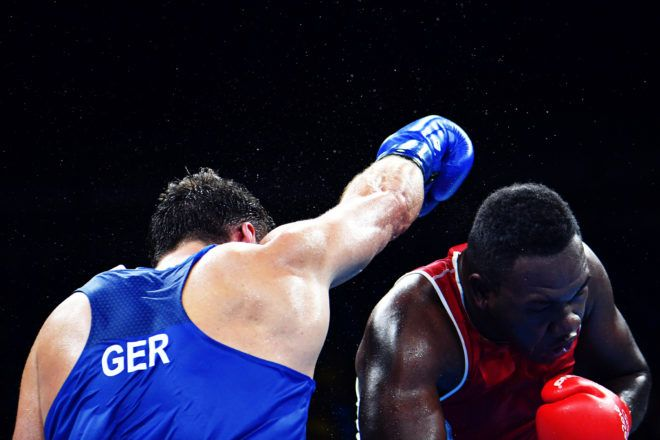 Why Olympic Boxers Arent Wearing Headgear Anymore