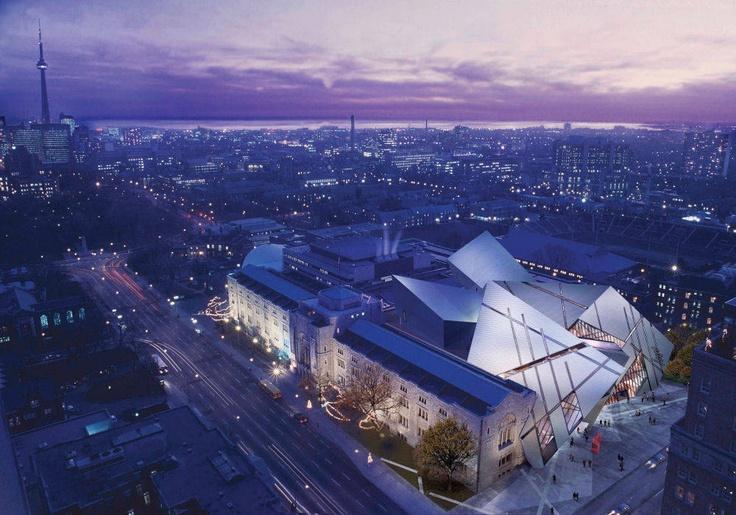 Royal Ontario Museum (the ROM), Toronto