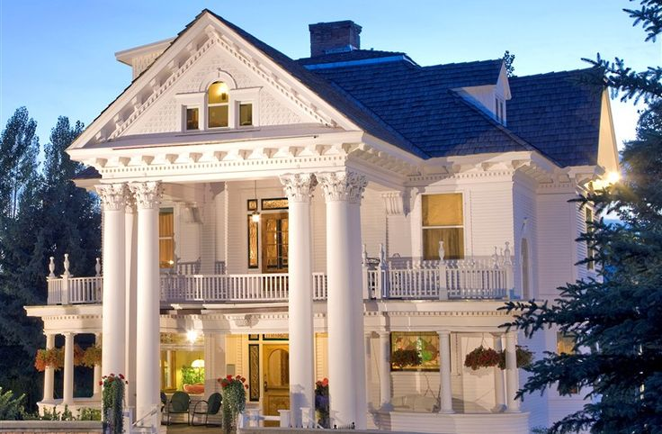Gibson Mansion Bed and Breakfast in Missoula, Montana | B&B Rental