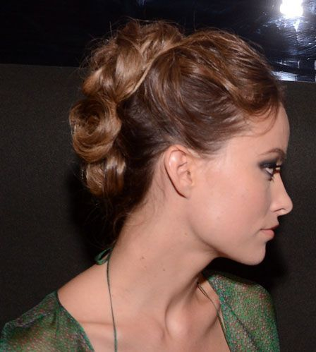 Monday Hair Porn: 5 Simple, Sexy Hairstyles (Quick—Which One Should I Wear to Our Big Fancy Event Tonight?)