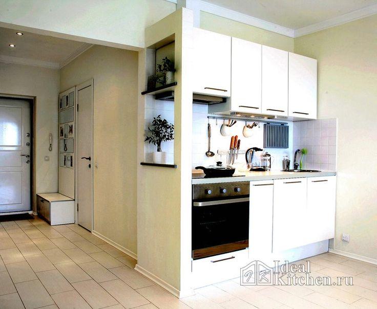 Мини кухни – экономим пространство по-максимуму | Дизайн кухни фото