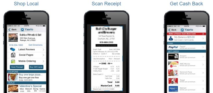9 Best Cash Back Apps That Pay for Your Receipts Apps