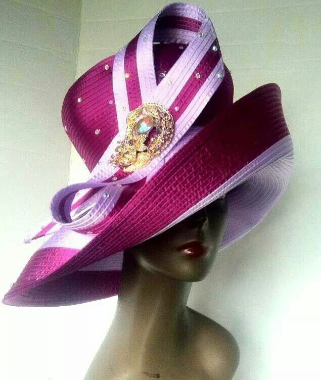 Ladies Fashion Hats Images