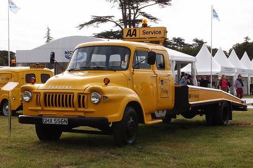 Bedford transporter