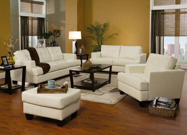 Superior 20 Modern Leather Living Room Furniture Part 30