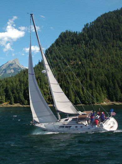 San Juan Sailing Inc | Island Yacht Charters | Bareboat Sailing