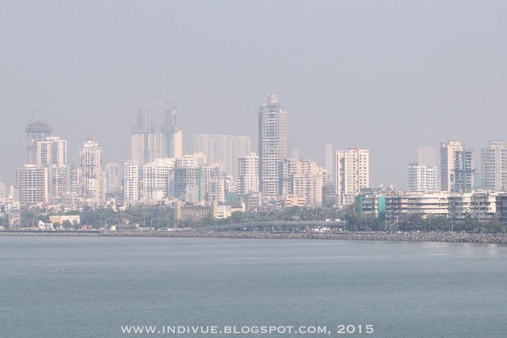 Marine Drive, Mumbai, India, 2015