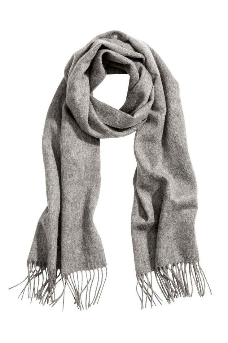 Wełniany szalik | H&M
