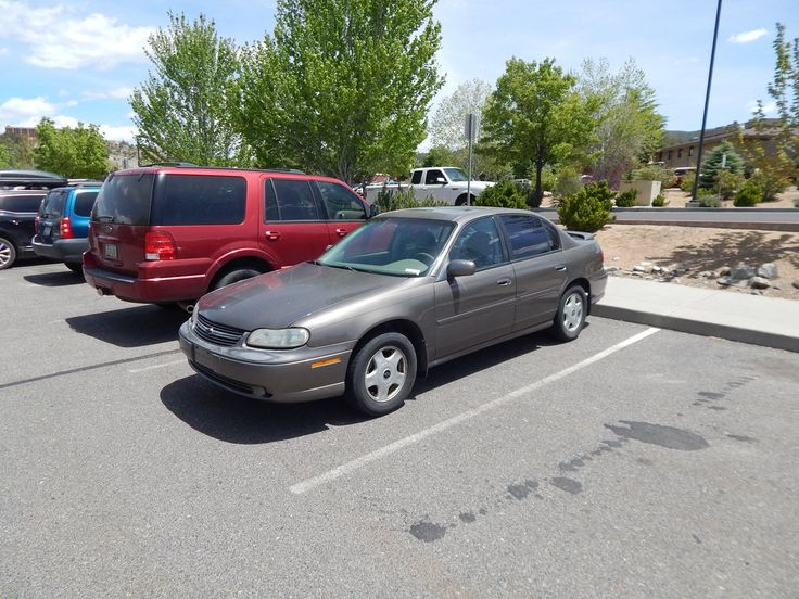 2001 Chevrolet Malibu LS V6 by TheHunteroftheUndead.deviantart.com on @DeviantArt