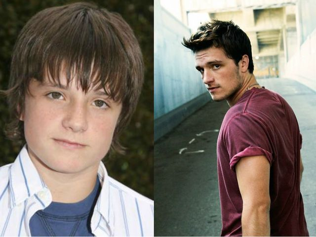 Josh Hutcherson - Clearly the odds were in his favor