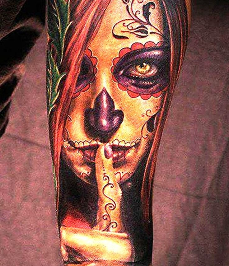 New Tattoo Designs For Men: New School Tattoo Designs For Men