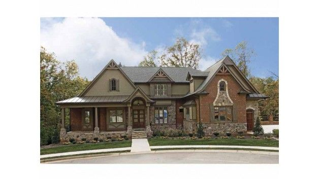335 Best House Plans Images On Pinterest Dream House
