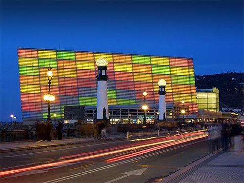 Kursaal building in Donostia, Spain #arquitectura #architecture