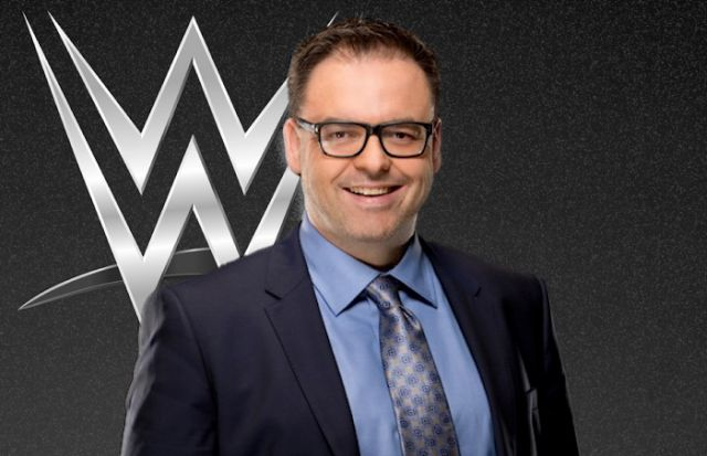 Mauro Ranallo back with the WWE