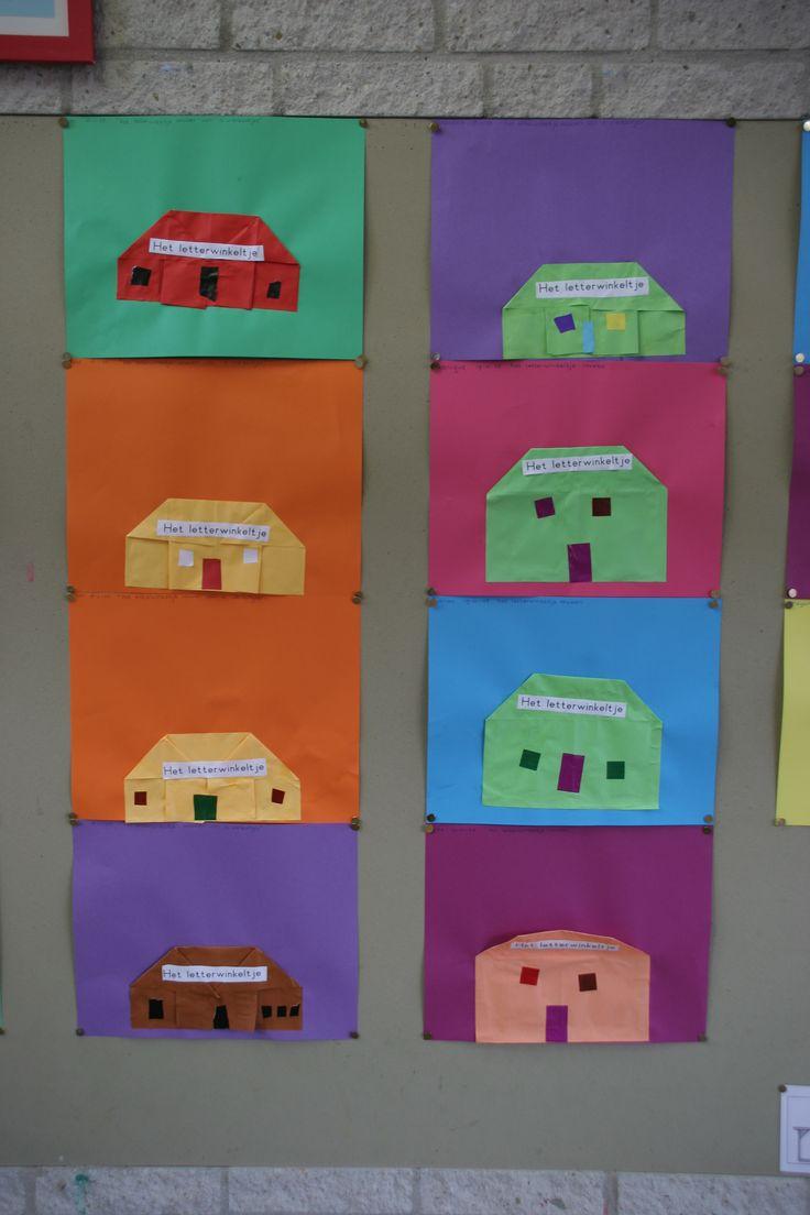 Op de website http://www.kleutergroep.nl/Boeken/Letterwinkeltje/index%20letterwinkeltje.htm zijn leuke oefeningen te vinden over het letterwinkeltje
