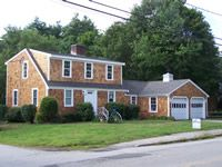 49 best images about cape cod addition on pinterest for Cape cod house addition ideas