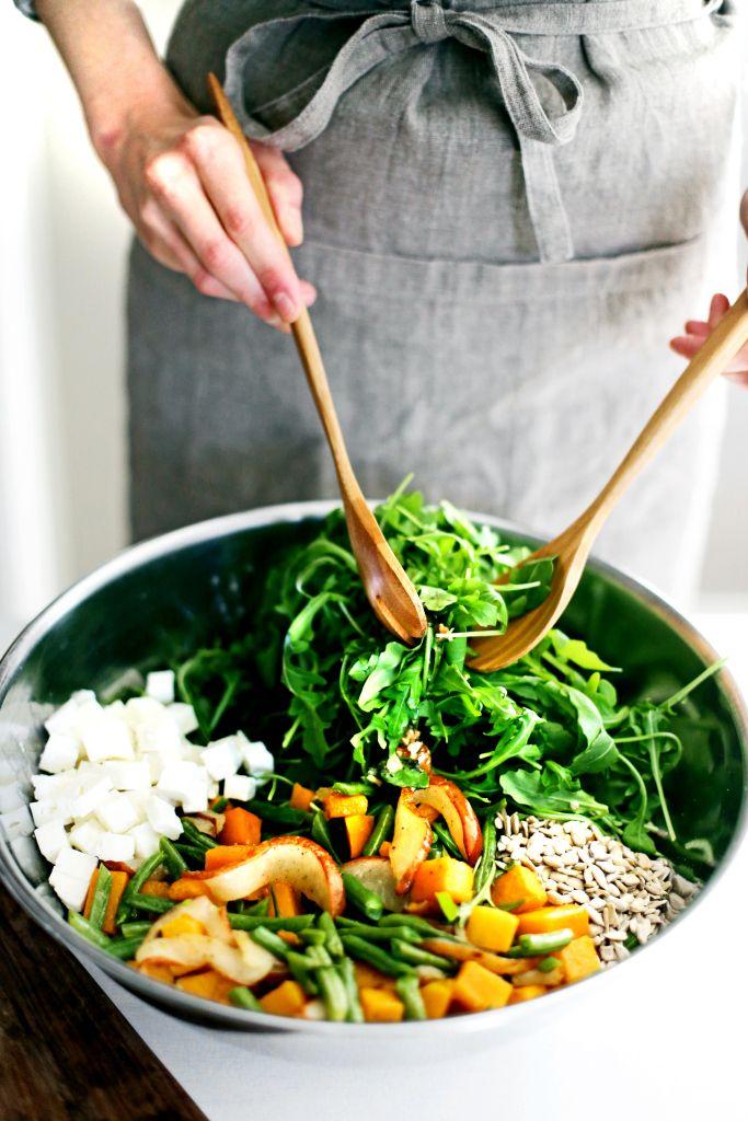 Winter Chopped Salad Recipe