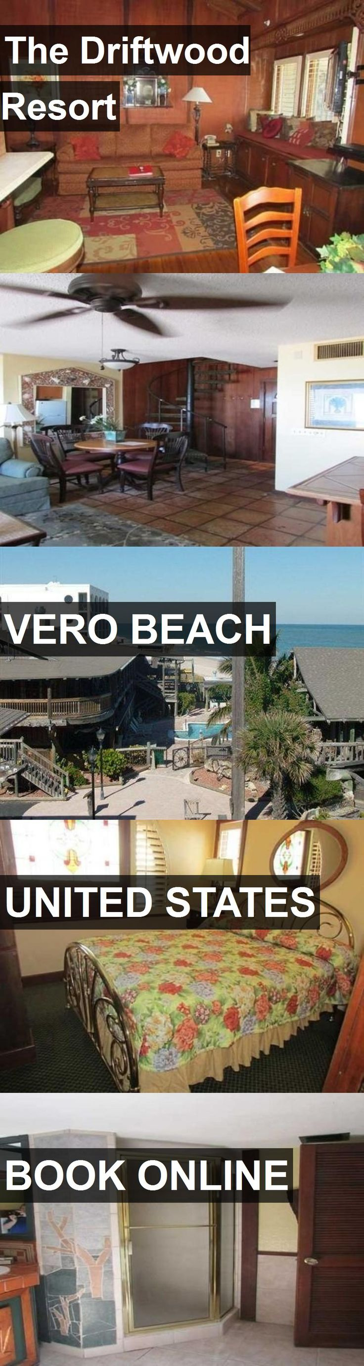 Hotel The Driftwood Resort in Vero Beach, United States. For more information, photos, reviews and best prices please follow the link. #UnitedStates #VeroBeach #travel #vacation #hotel