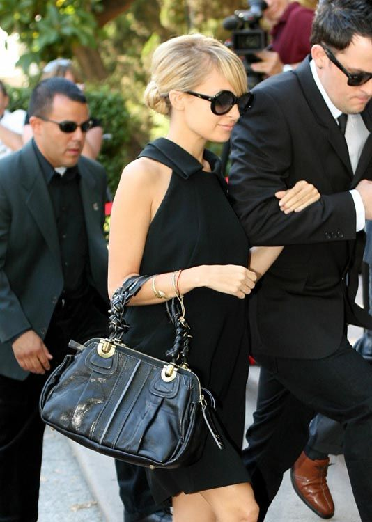 Chloe Heloise Tote | Handbags I love | Pinterest | Nicole Richie ...