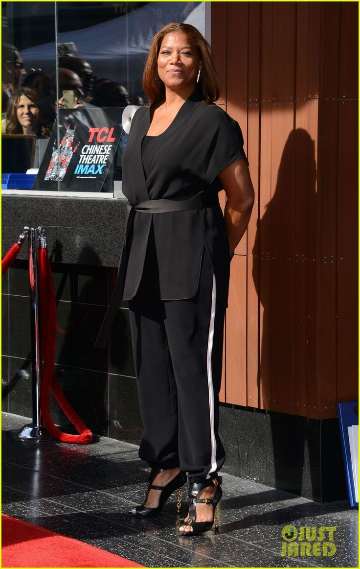 fine queen latifah outfit
