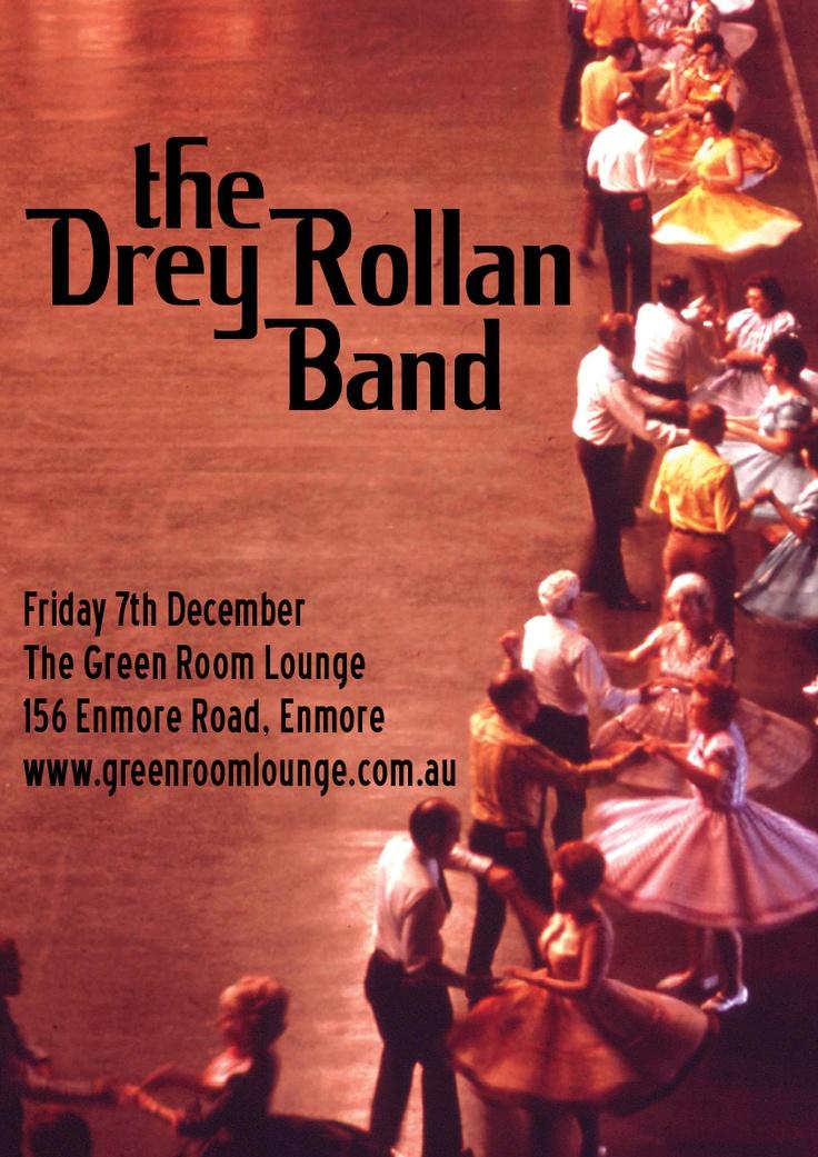 Drey Rollan Band