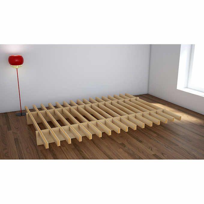 FunLine No Fuss Platform Bed