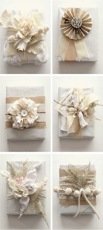 gift wrap ideas by ronda