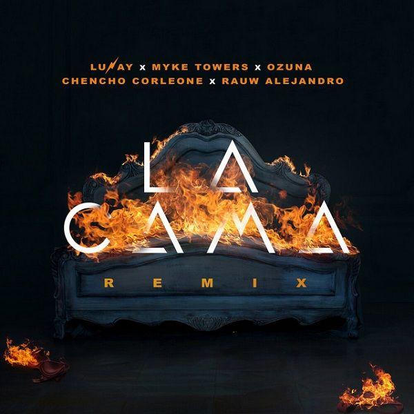 Letra La Cama Remix Lunay Myke Towers Ozuna Chencho Corleone Rauw Alejandro Letra En 2020 Alejandro Letra Lyrics Letras De Canciones Musica Latina