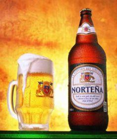 Cerveja Norteña - uruguayan beer