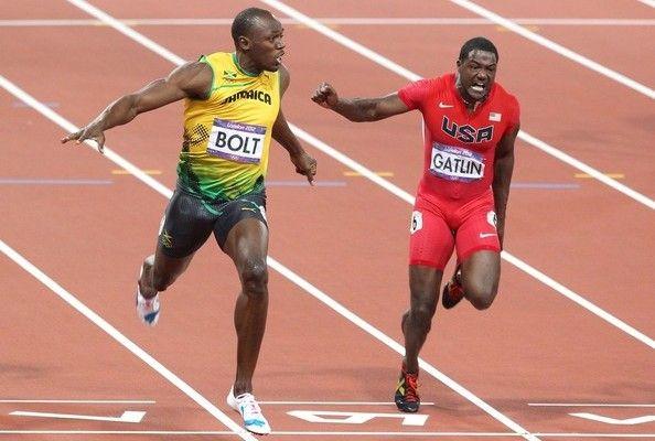 Justin+Gatlin+Usain+Bolt+Jamaica+seen+winning+9eMa3H7Pjfwl