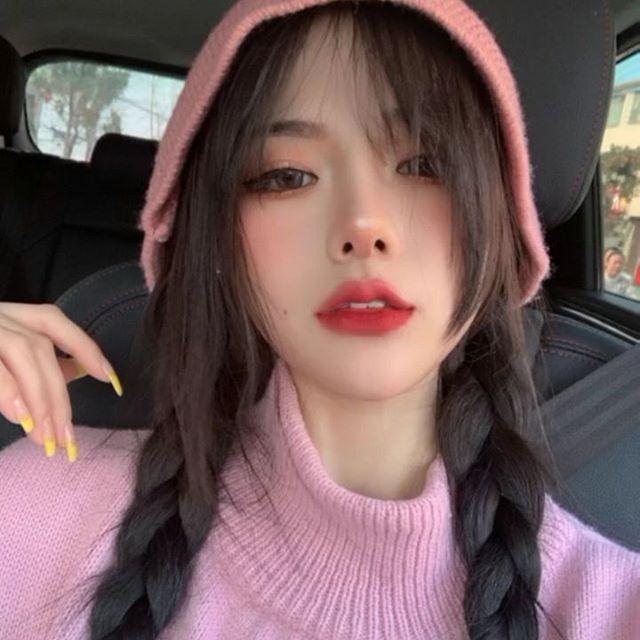 follow me | Korean beauty girls, Cute korean girl, Cute makeup
