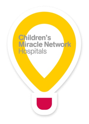 The CMN Hospitals Miracle Balloon is a symbol of the hope and healing your donation can provide for kids in your community. Look for it as you make your purchases this May and throughout the year.