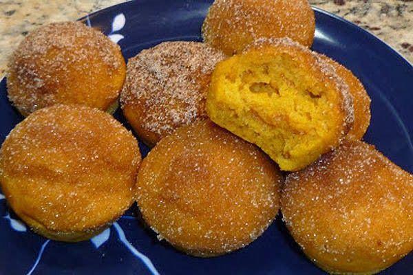Pumpkin Poppers - Cook'n is Fun - Food Recipes, Dessert, & Dinner Ideas
