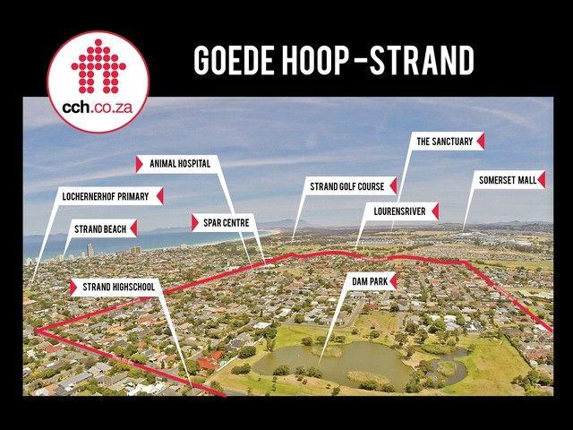 Goedehoop Suburb in Strand – Convenient Living Below R3 Million. #Goedehoop #Strand #salesvolumes #propertymarket #propertyvalues #suburb #residentialsuburb #lifestyle #community #helderberg