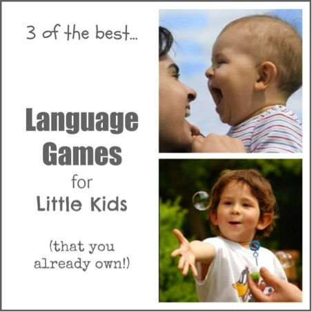 3 of the Best Language Games for Little Kids 3 of the Best Language Games for Little Kids