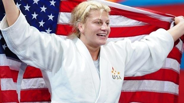 Kayla Harrison 2012 USA Women's 78k Judo, Gold Medal Winner. Congratulations.