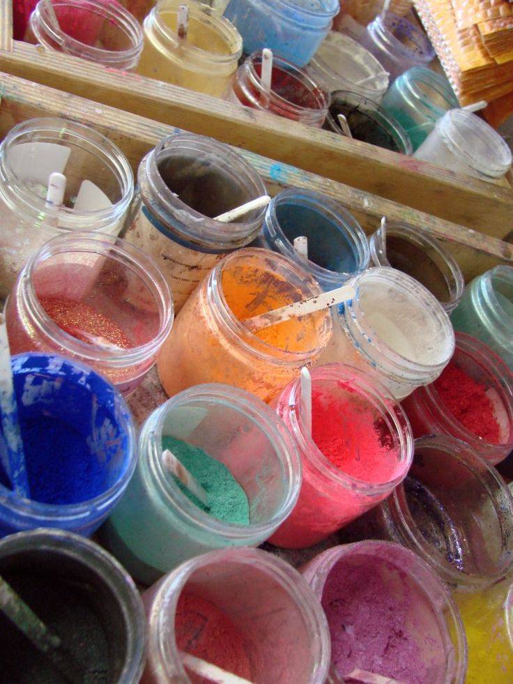 The Benfits Of Using Natural Colorants For Bath Bomb