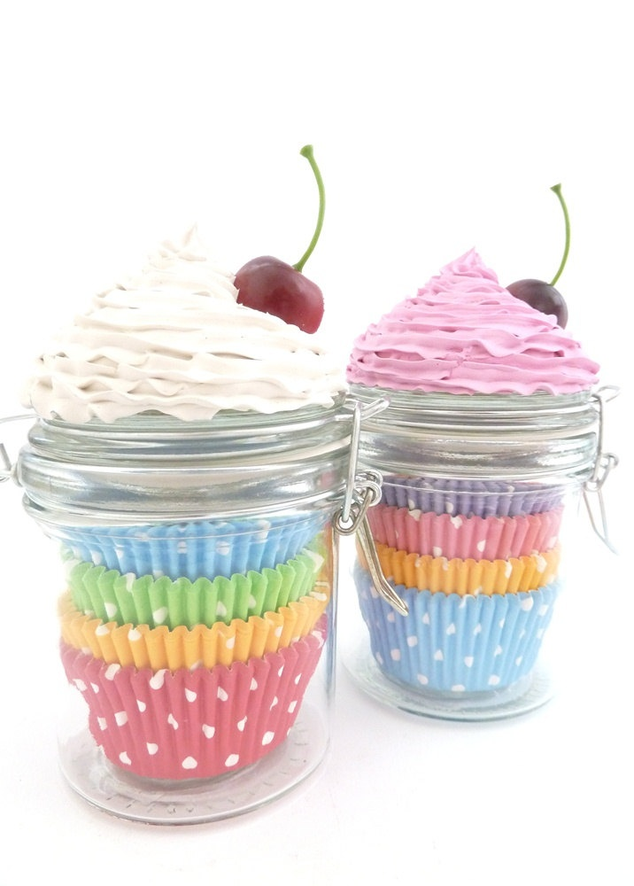Best 25 cupcake liner storage ideas on pinterest for Kitchen cabinets lowes with candle holder tree
